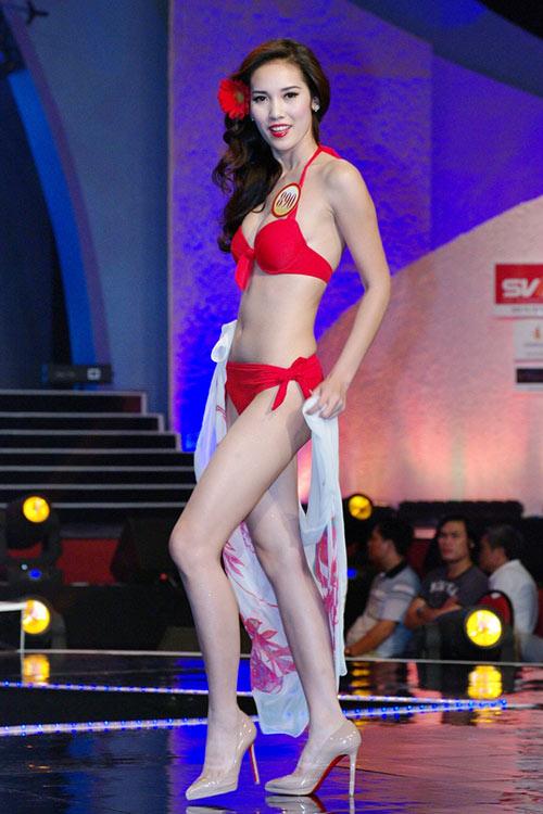 Ngắm lại bikini của thí sinh Hoa hậu - 12