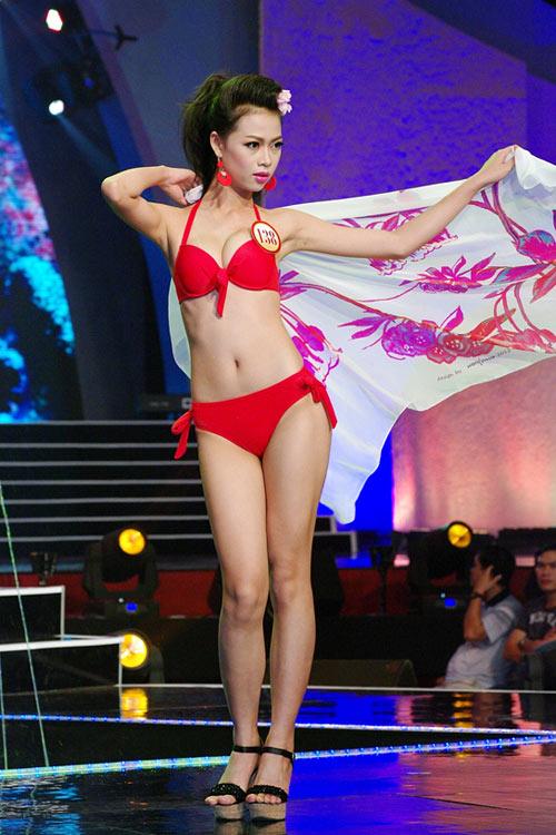 Ngắm lại bikini của thí sinh Hoa hậu - 13