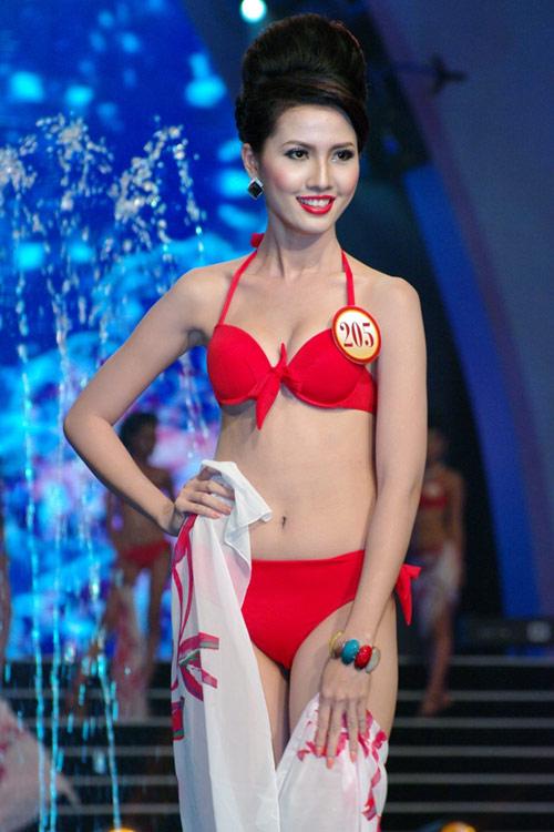 Ngắm lại bikini của thí sinh Hoa hậu - 5