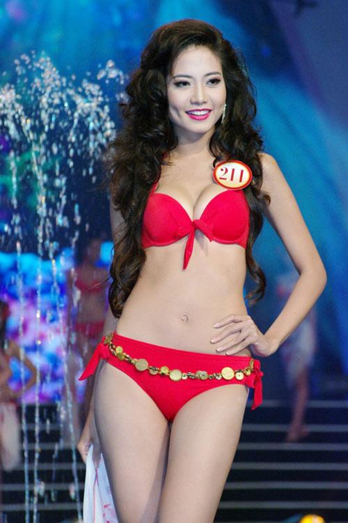Ngắm lại bikini của thí sinh Hoa hậu - 6
