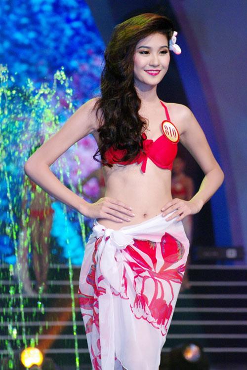 Ngắm lại bikini của thí sinh Hoa hậu - 7