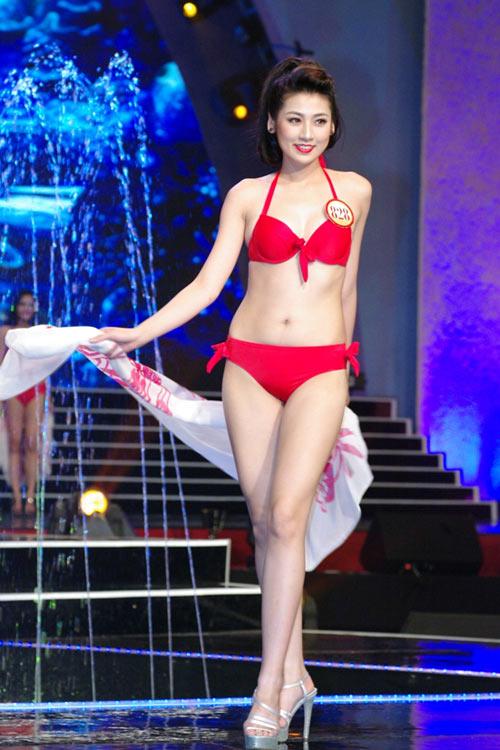Ngắm lại bikini của thí sinh Hoa hậu - 4