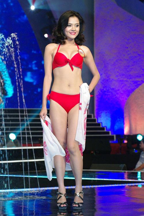 Ngắm lại bikini của thí sinh Hoa hậu - 9