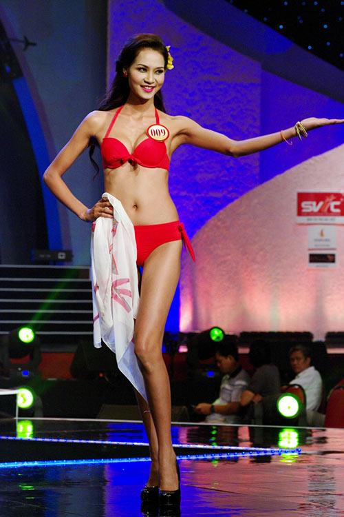 Ngắm lại bikini của thí sinh Hoa hậu - 10