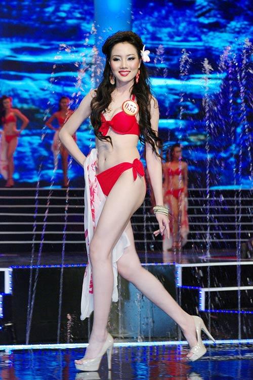 Ngắm lại bikini của thí sinh Hoa hậu - 11