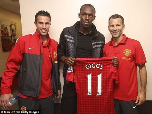 Usain Bolt ngỏ ý muốn thay thế Rooney? - 2