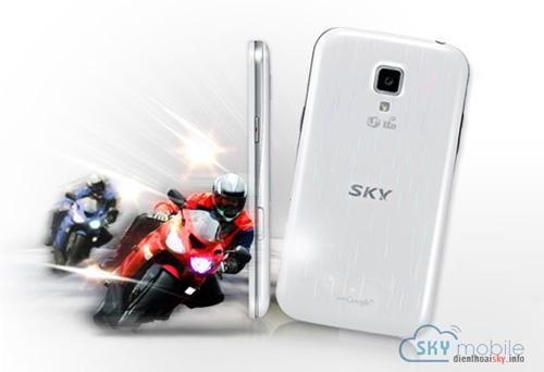 Mẫu điện thoại Sky Hàn Quốc đình đám tại VN! - 3