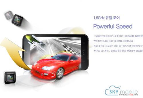 Mẫu điện thoại Sky Hàn Quốc đình đám tại VN! - 7