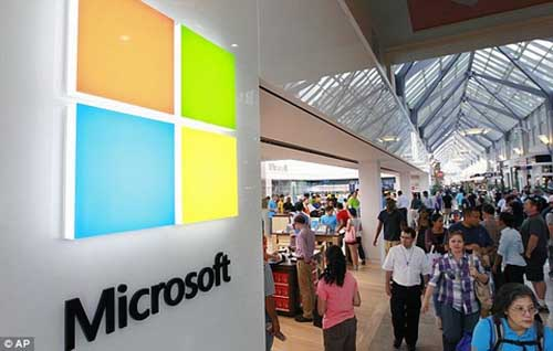 Bí mật lý do Microsoft đột ngột thay đổi logo - 5