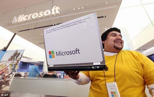 Bí mật lý do Microsoft đột ngột thay đổi logo - 6