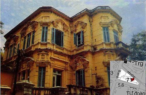 HN: Được mua biệt thự cổ, không được sửa - 1