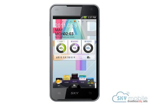 Sky A760s điện thoại của những đam mê! - 1