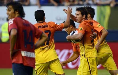 """Liga sau vòng 2: """"Thảm họa"""" derby Madrid - 2"""