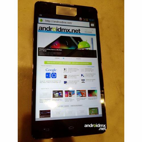 """LG Optimus G E973 lộ diện với Chip """"khủng"""" - 1"""
