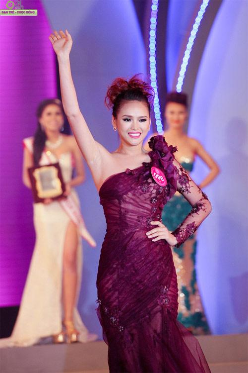 Hương Thảo dự thi Hoa hậu siêu quốc gia - 11