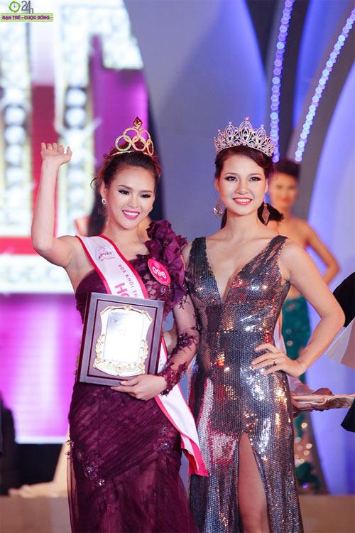 Hương Thảo dự thi Hoa hậu siêu quốc gia - 12
