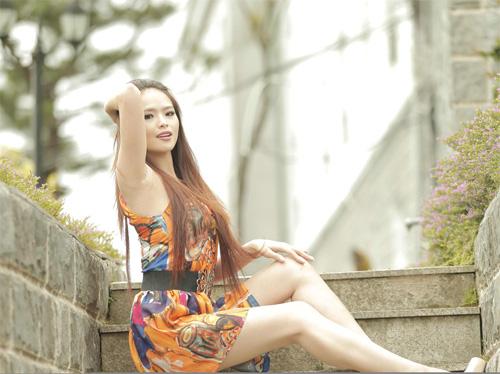 Hương Thảo dự thi Hoa hậu siêu quốc gia - 5