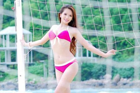 Hương Thảo dự thi Hoa hậu siêu quốc gia - 3