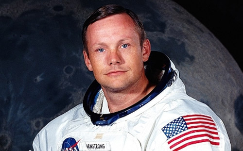 Chùm ảnh về người đầu tiên lên Mặt Trăng - 1