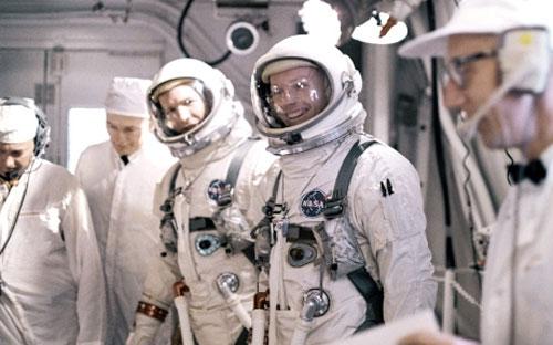 Chùm ảnh về người đầu tiên lên Mặt Trăng - 13