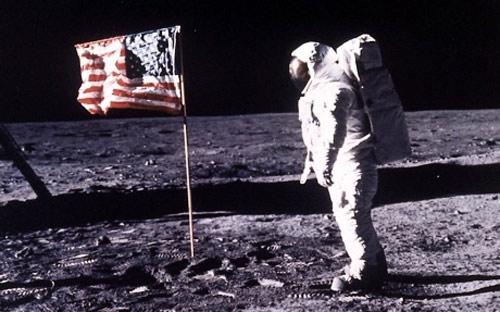 Chùm ảnh về người đầu tiên lên Mặt Trăng - 3