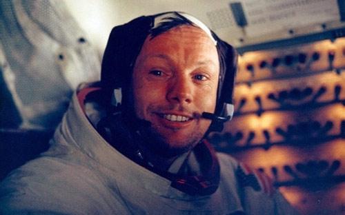 Chùm ảnh về người đầu tiên lên Mặt Trăng - 4