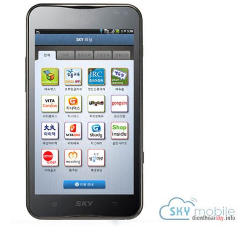 Sky A760s điện thoại của những đam mê! - 9