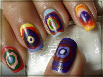 15 mẫu thiết kế móng tay ấn tượng - 5