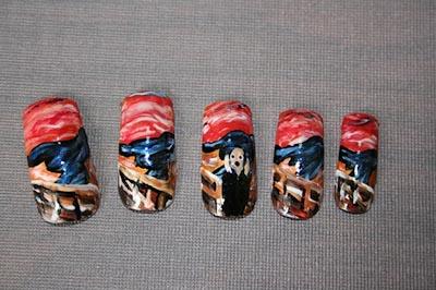 15 mẫu thiết kế móng tay ấn tượng - 8