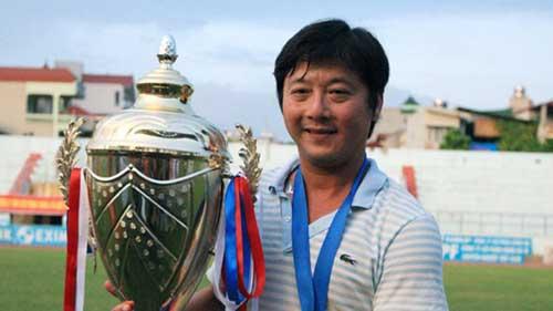 Lê Huỳnh Đức là HLV xuất sắc nhất V-League 2012 - 1