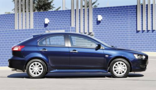 Mitsubishi Lancer công bố giá - 7