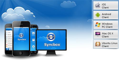 Mẹo tự tạo ổ đĩa trực tuyến bằng Syncbox - 1