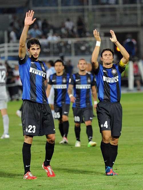 Serie A sau vòng 1: Đòn đau ở San Siro - 1