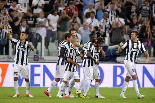 Serie A sau vòng 1: Đòn đau ở San Siro - 2