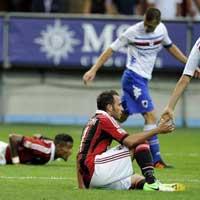 Serie A sau vòng 1: Đòn đau ở San Siro