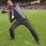 Bóng đá - Usain Bolt ngỏ ý muốn thay thế Rooney?