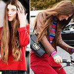 Thời trang - Vẻ đẹp lãng mạn của stylist tóc dài