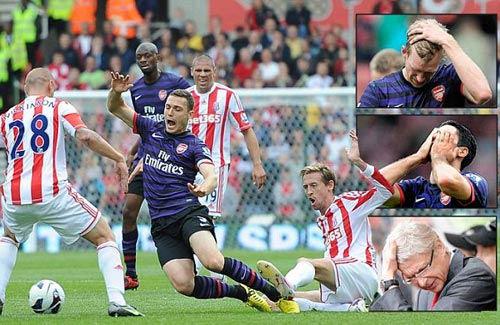 Arsenal: Làm ơn hãy quên Van Persie! - 1
