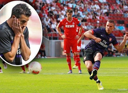Arsenal: Làm ơn hãy quên Van Persie! - 2