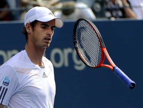 Murray - Bogomolov: Khúc dạo đầu (Video US Open) - 1