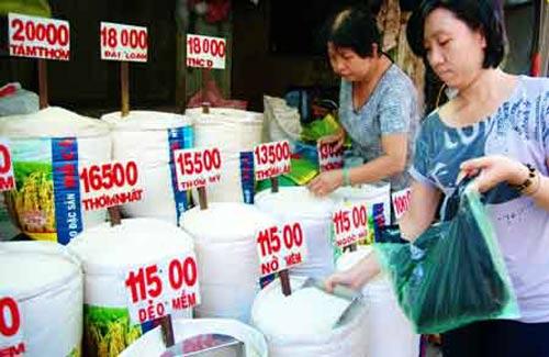 Bát nháo thị trường gạo sạch - 1