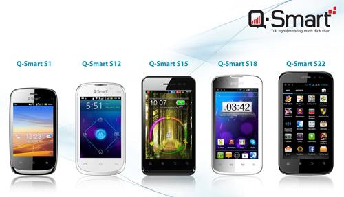 Q-Smart chính thức ra mắt - 1