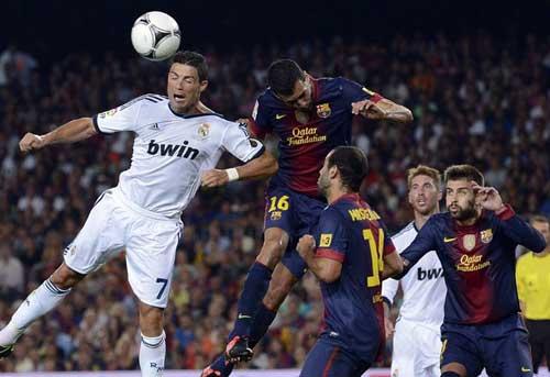 Siêu Cup TBN: Chờ tài phép Mourinho - 2