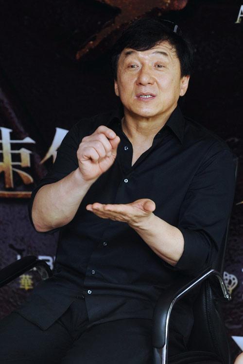 Thành Long có duyên với mỹ nữ, Phim, Thanh Long,vua kungfu,12 con giap,phim dien anh,ngoi sao vo thuat trung quoc,ngoi sao vo thuat,tin tuc