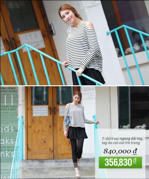 Săn thời trang Hàn Quốc giá rẻ tại Yes24 - 3