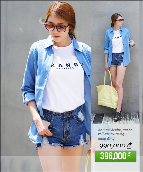 Săn thời trang Hàn Quốc giá rẻ tại Yes24 - 6