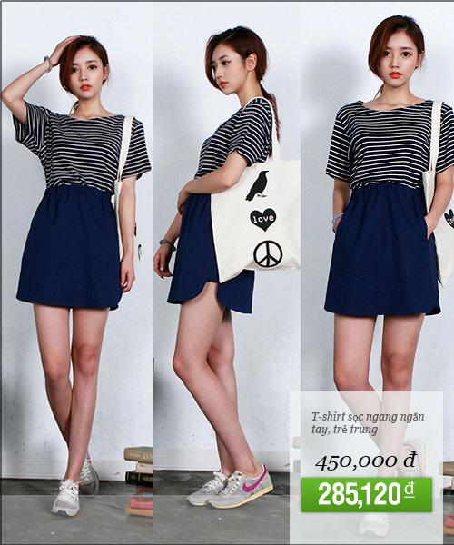 Săn thời trang Hàn Quốc giá rẻ tại Yes24 - 7