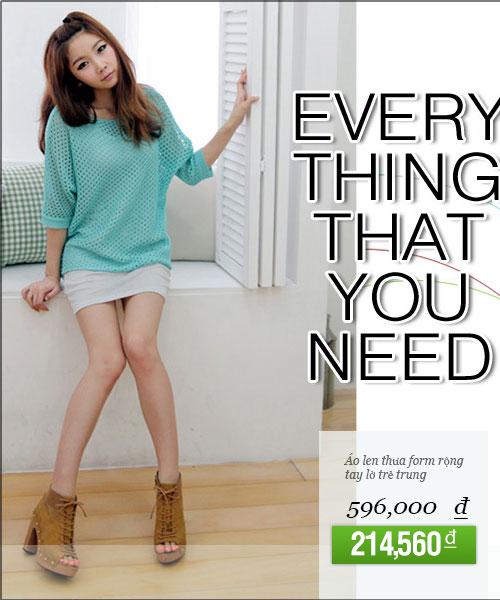Săn thời trang Hàn Quốc giá rẻ tại Yes24 - 12