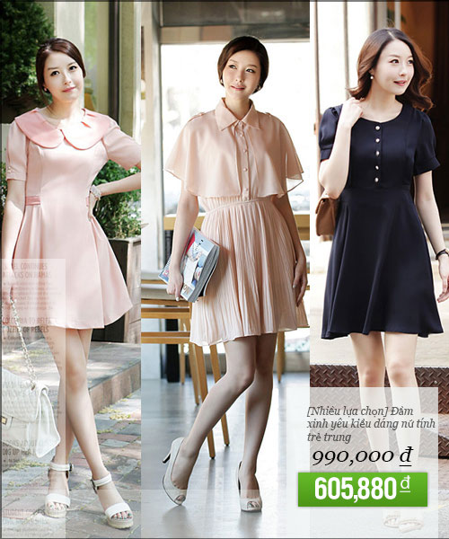 Săn thời trang Hàn Quốc giá rẻ tại Yes24 - 5