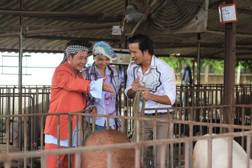 """""""Đại họa"""" phim Việt, Phim, Nang men chang bong, Phim viet, Tham hoa phim viet, ngo kien huy, Dinh ngoc diep, Duc tien, Kim hien, Phim chieu rap 2012"""